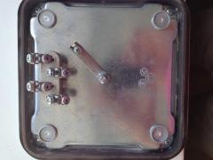 Ring of 220*220 mm, 2,6Kw, 230V, EGO Germany code