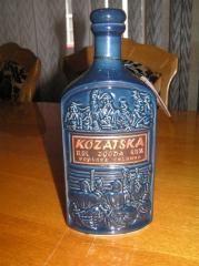 Sets gift Vodka - Kozatska of a zgod of 40% (the