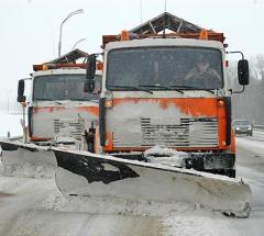 Salt for posypaniye of roads Sumy