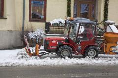 Salt for posypaniye of roads Ternopil