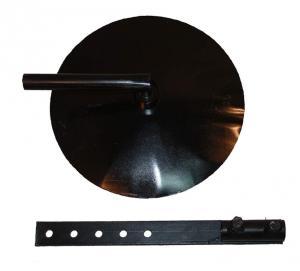 Okuchnik disk adjustable (diameter of 340 mm) for