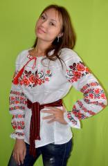 Sorochki-vyshivanki the Ukrainian