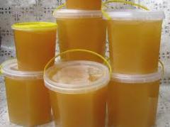 Honey Pochayevsky natural: flower and grechany