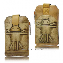 Cover - ANDROID Sack for iPhone 5S, HTC, Samsung