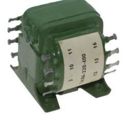 Трансформаторы серии ТА анодные нв частоту 400 Гц