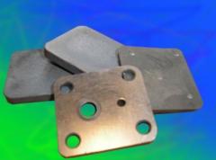 Плита компрессора, тонкостенные отливки сложной