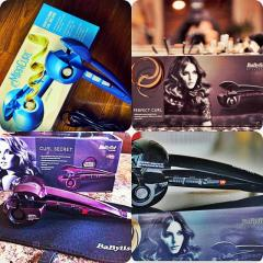 MiraCurl Perfect mod bab2665E Babyliss Pro