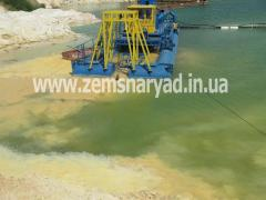 NSS 2000/63-GR-E dredge available