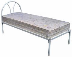Кровать с круглой спинкой