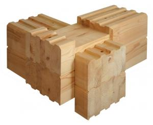 Laminated constructional board