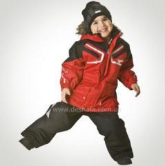Куртка для мальчика  Vuotso с тинсулейтом Reima,