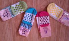 Носки с тормазами