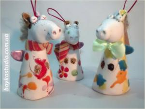 Products from ceramics art (Kiev, wholesale,
