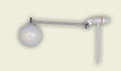 Клапан поплавковый для смывного бачка (шар-кран)