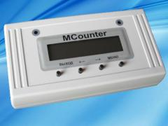 Counters of visitors with the MCounter Smart