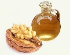 Oil nut, walnut oil