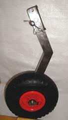Wheels are transom