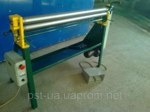 Milling machine (rollers) of VER 1300M