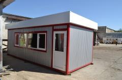 Booths, stalls, trade pavilions, boutiques in