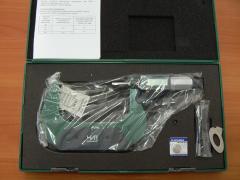 Micrometer of digital MKTs-100