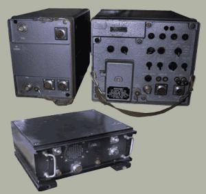 Радиостанция Р-171М возимая,