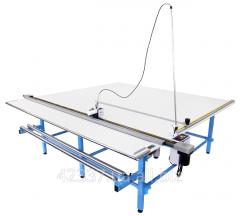 Оборудование, стол для производства рулонных
