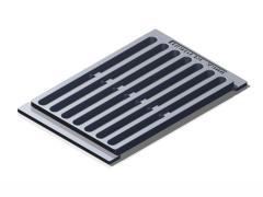 Lattice grid-iron ISPOLIN K300