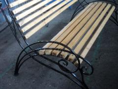 Bench metal