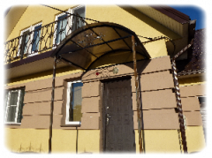 Ограждение балкона, кованые ограждения балконов,