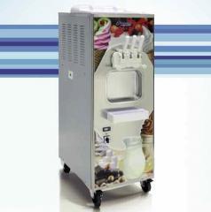 Напольный аппарат для мягкого мороженого с