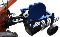 Kartofelekopatel mechanical single-row for