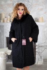 A fur coat from astrakhan Dnipro Kiev Kharkov