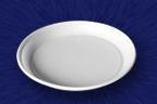 Тарелка одноразовая 205 мм. 1-секц