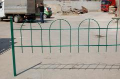 Barriers (fence)