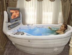 Гидромассажные ванны класс VIP Exclusive линия