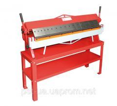 Sheet bending machine segment AKM 1220/AKM 1220L