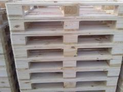 Pallets without brand to order Ukraine, Sumy