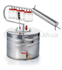 Дистиллятор  Тройной - М (самогонный аппарат)