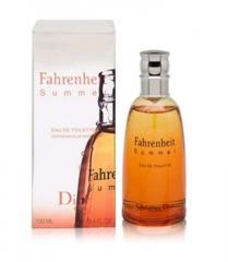 Perfume for men of Dior Fahrenheit Summer 100 of