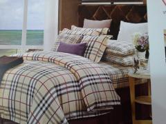 Комплект постельного белья-бамбук.