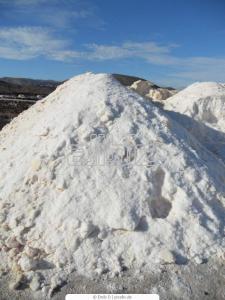 Sand-salt mix