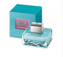 Perfume female Antonio Banderas Blue Seduction