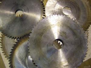Mill detachable P6M5 GOST2679-93 steel size 63х1,2