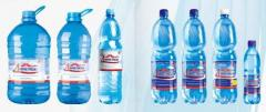 """Mineral water TM """"Dnipropetrovsk"""