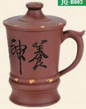 Чашки глиняные