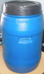 Barrels from polyethylene proizvodtv