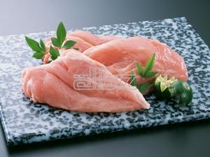 Филе грудной части цыплят бройлеров замороженное