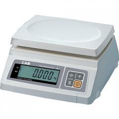 Scales portion CAS SW