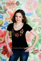 T-shirt z vir_zy on tooth the Guelder-rose the