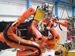 Программирование и параметризация роботов АВВ и